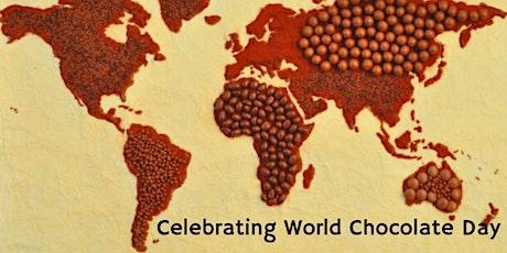 Celebrating World Chocolate Day: featuring Australian Chocolatiers tickets