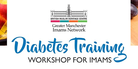 Diabetes Training Workshop for Imams tickets