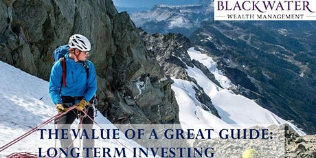 TGC - FREE WebChat - The value of a great Guide: Long term investing tickets