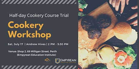 Creative cookery workshop for international students tickets