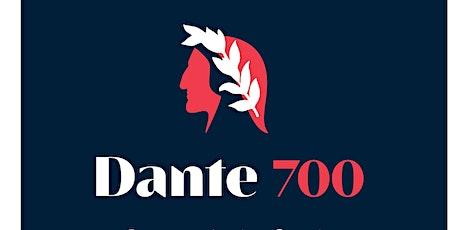 """DANTE 700"" 1321 -2021 Tickets"