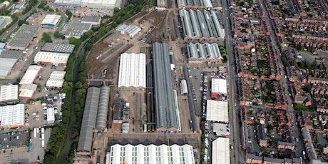 Wolverton Works Talk 1: Wolverton & The Railway tickets