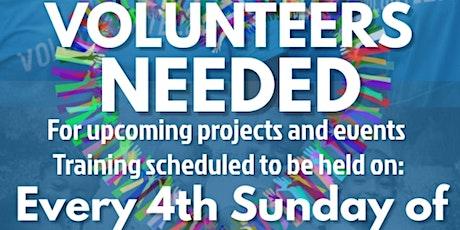 Volunteer Interest Meeting tickets