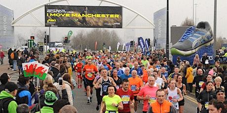 Manchester Marathon tickets