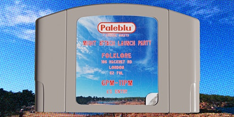 Paleblu presents: Might Attach [Single Launch Party] tickets