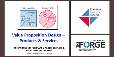 Park Royal | Value Proposition Design - Products & Services tickets
