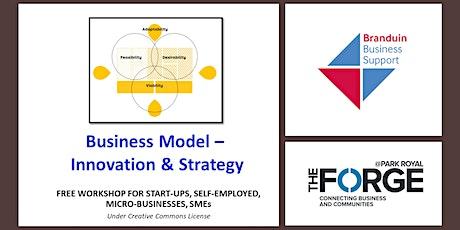 Park Royal | Business Model - Innovation & Strategy tickets