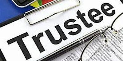 Being an Effective Trustee