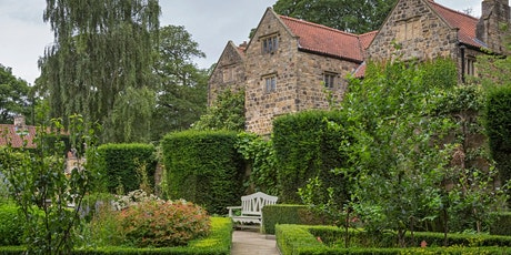 Timed entry to Washington Old Hall (21 June - 27  June) tickets
