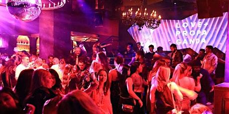 Free Guest List for Love + Propaganda.  Fridays & Saturdays at SF's #1 Club tickets