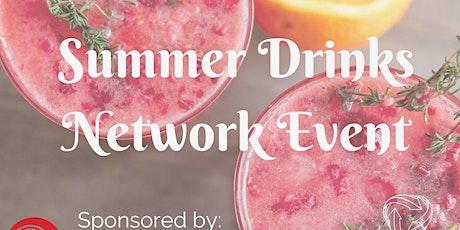 Summer Drinks Network Event tickets