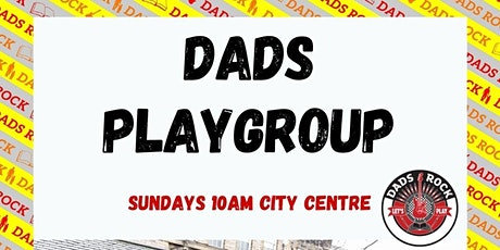 Playgroups for Dads and Children tickets