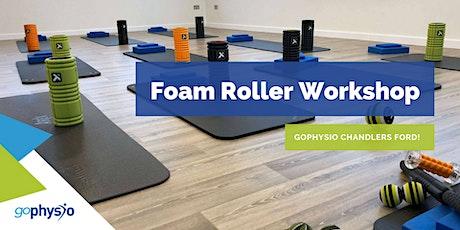 Practical Foam Roller Workshop tickets
