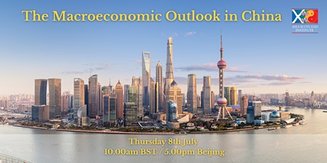 The Macroeconomic Outlook in China tickets