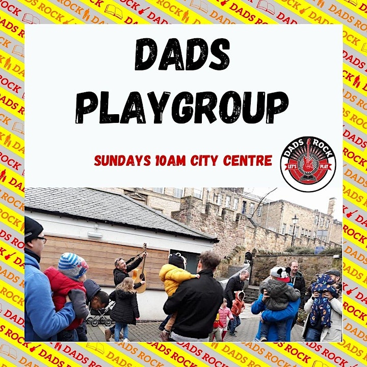 Playgroups for Dads and Children image