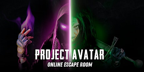 Project Avatar - Online Escape Room Adventure tickets