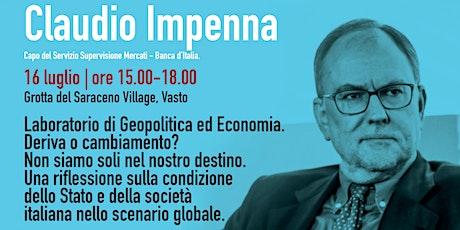 Festival Maestri Fuori Classe 2021 - Claudio Impenna biglietti