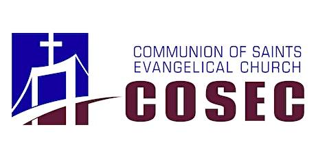 COSEC Ministries International - Sunday Service tickets