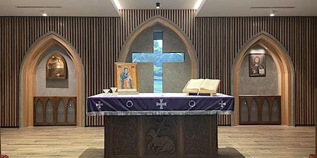 Sunday Mass - 20 June  at 10 AM tickets