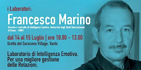 Festival Maestri Fuori Classe - Francesco Marino tickets
