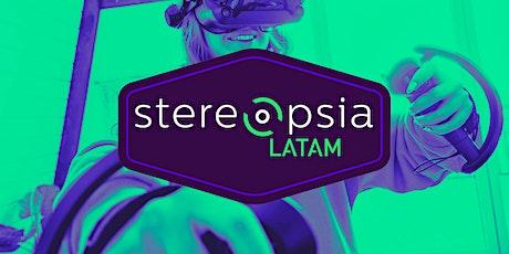 Stereopsia LATAM boletos