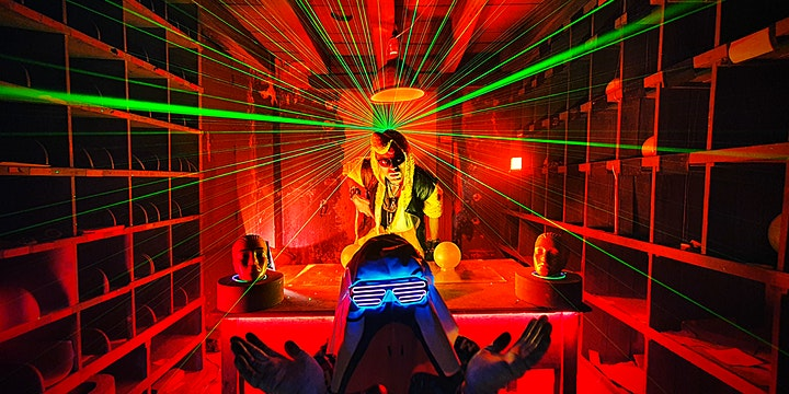 Project Avatar - Online Escape Room Adventure image