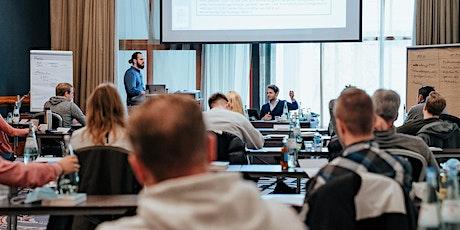 Investoren Masterclass (3-Tages Workshop) Tickets