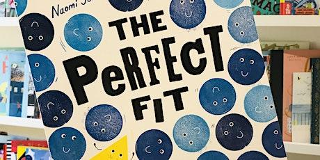 Author event - The Perfect Fit - Naomi and James Jones biglietti