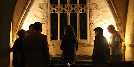 TOUR The London Priory of the medieval Order of St John tickets