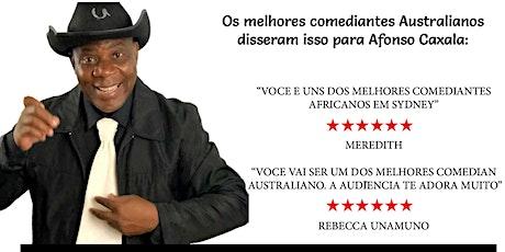 MAMAMIA Presents - Afonso Caxala - Live in Sydney tickets