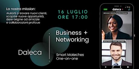 Smart Networking tra freelance biglietti