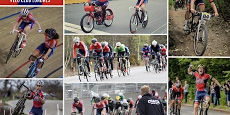 VCL Junior National Parking Ticket Cyclopark tickets
