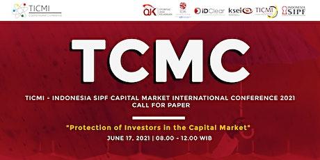 TICMI - SIPF International Capital Market Conference 2021 tickets