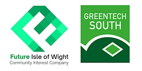 Future Isle of Wight / ERDF / Greentech South tickets