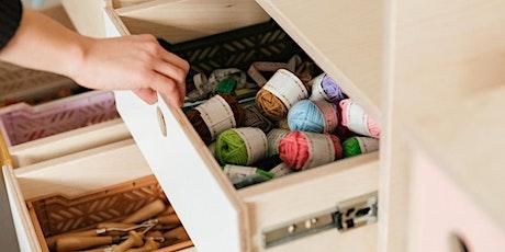 Stitch-Up Craft & Wellbeing Group tickets