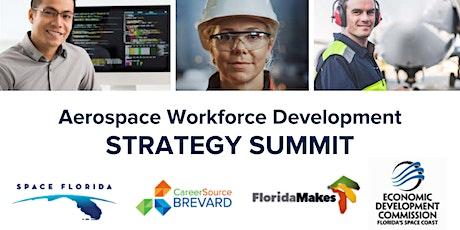 Aerospace Workforce Development Virtual  Strategy Summit tickets