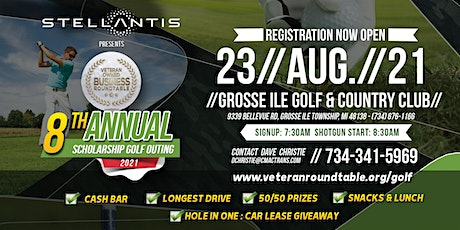 8th Annual Veteran Owned Business Roundtable Scholarship Golf Outing tickets