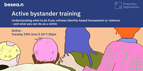Active bystander training tickets