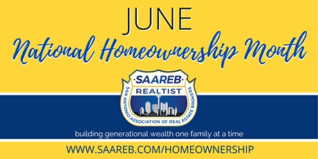 SAAREB Homeownership Month - Insurance and Estate Planning tickets