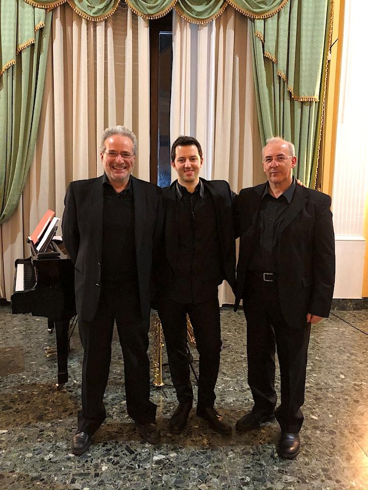 Immagine Trio Overland - Rassegna di Musica Classica