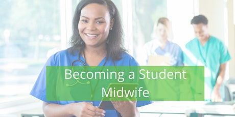 Becoming a Student Midwife tickets