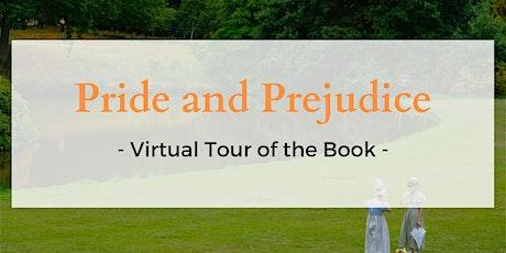 Pride and Prejudice Virtual Bookish Tour tickets