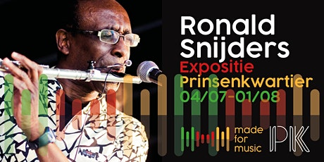 Opening Made for music - Ronald Snijders tickets