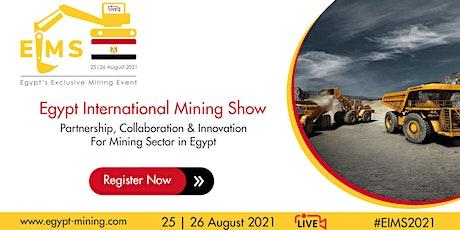 Egypt International Mining Show tickets