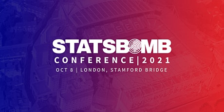 The StatsBomb Conference tickets