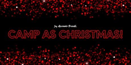 Ivy Alexxander Presents: Camp As Christmas! tickets