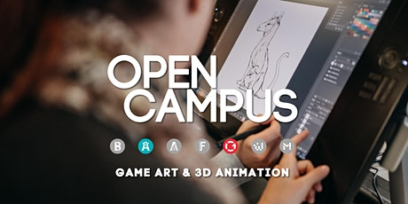 """Campus Insights - """"Game Art & 3D Animation"""" - SAE Bochum Tickets"""