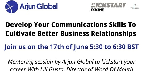 Develop Your Communications Skills for Better Business Relationship tickets