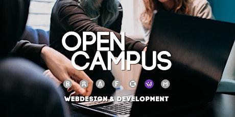 "Campus Insights - ""Webdesign & Development"" - SAE Bochum Tickets"