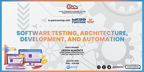 Introduction to Software Testing Architecture, Development, and Automation tickets